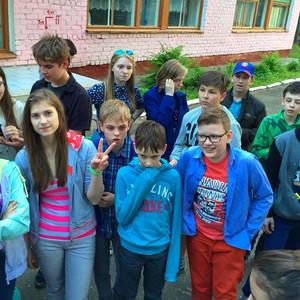 МДКЦ 1-ые летние сборы 2015