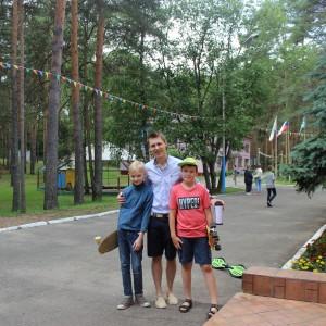 МДКЦ 2-ые летние сборы 2015