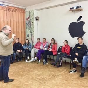 МДКЦ Открытие смены, 1-ый день знаний и мастер-классы