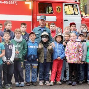 МДКЦ Учения по пожарной эвакуации