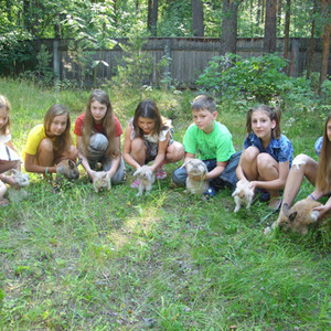 МДКЦ 2 смена 2011 в детском лагере МДКЦ