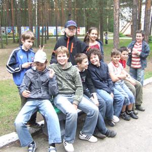 МДКЦ 1 смена 2010 в детском лагере МДКЦ