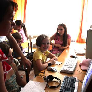 МДКЦ 3 смена 2010 в детском лагере МДКЦ