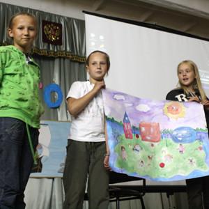 МДКЦ 3 смена 2009 в детском лагере МДКЦ