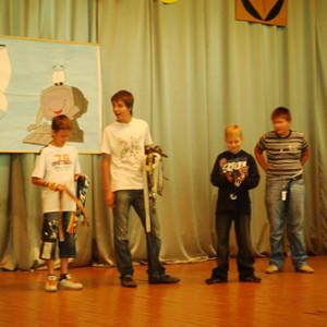 МДКЦ 4 смена 2008 в детском лагере МДКЦ