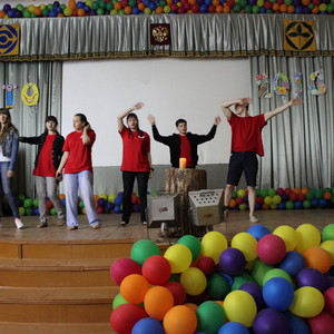 МДКЦ 1 смена 2013 в детском лагере МДКЦ