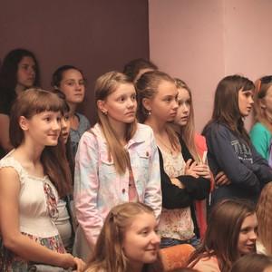 МДКЦ II-ые летние сборы 2014 г.